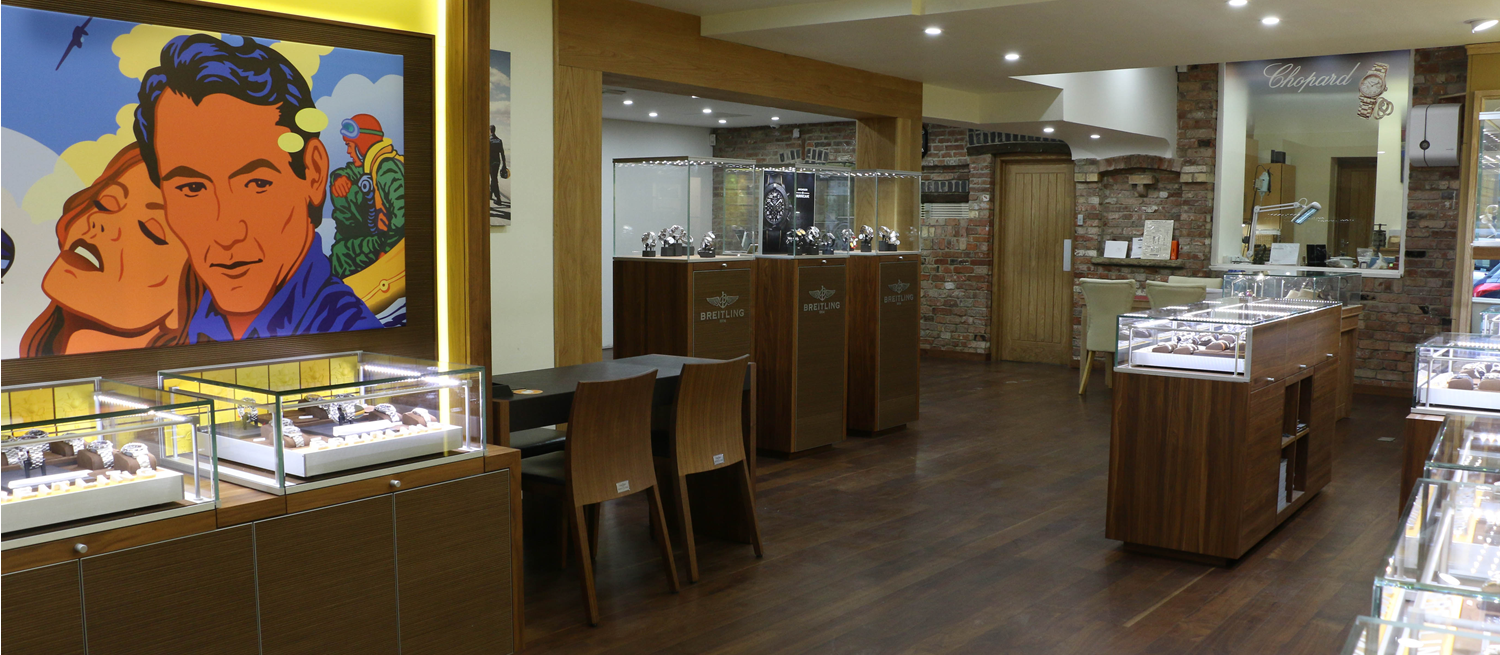 Andrew Michaels Jewellers - Shop