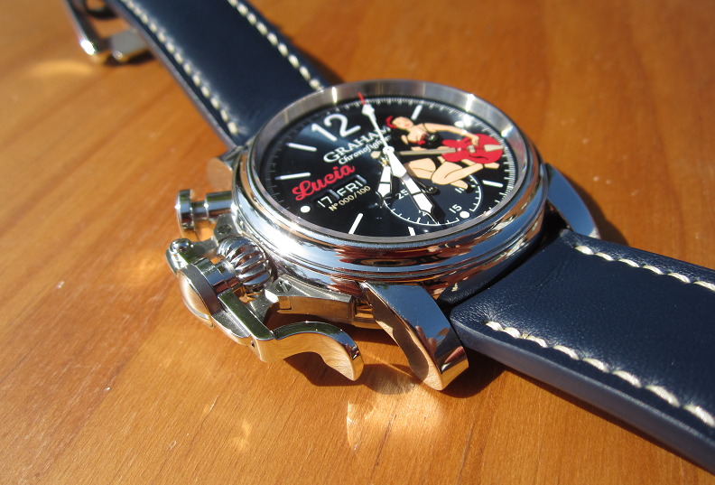 Graham Chronofighter Vintage AMJ Watches Blog